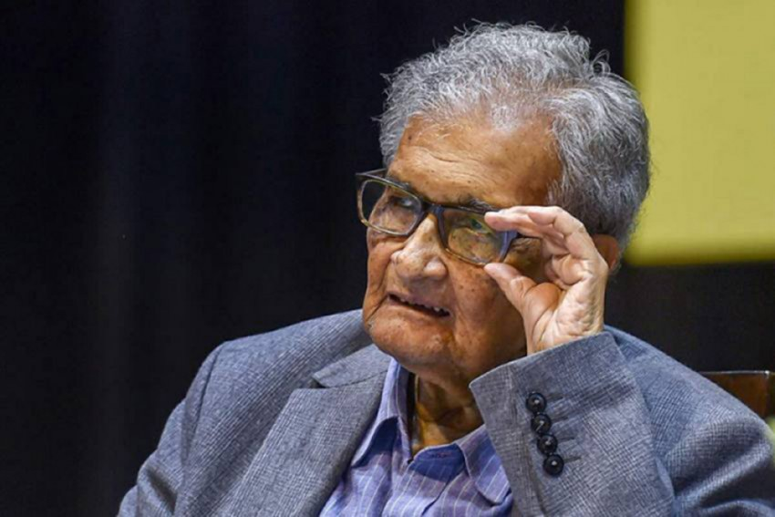 Amartya Sen Hits Out At Visva-Bharati Officials, Asks Them To Withdraw 'False Allegations'