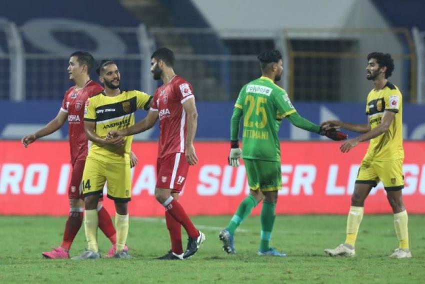 ISL 2020-21, Match 64: Odisha FC Fight Back To Hold Hyderabad FC To 1-1 Draw