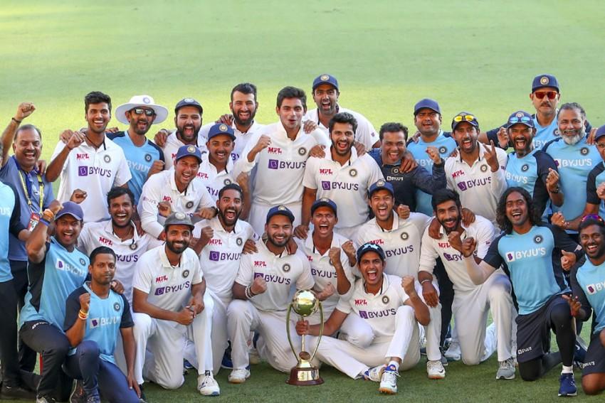 AUS Vs IND: Australian Media Hails India's Historic Test Series Win