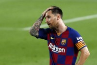 Lionel Messi Suspended For Two Matches For Hitting Opponent