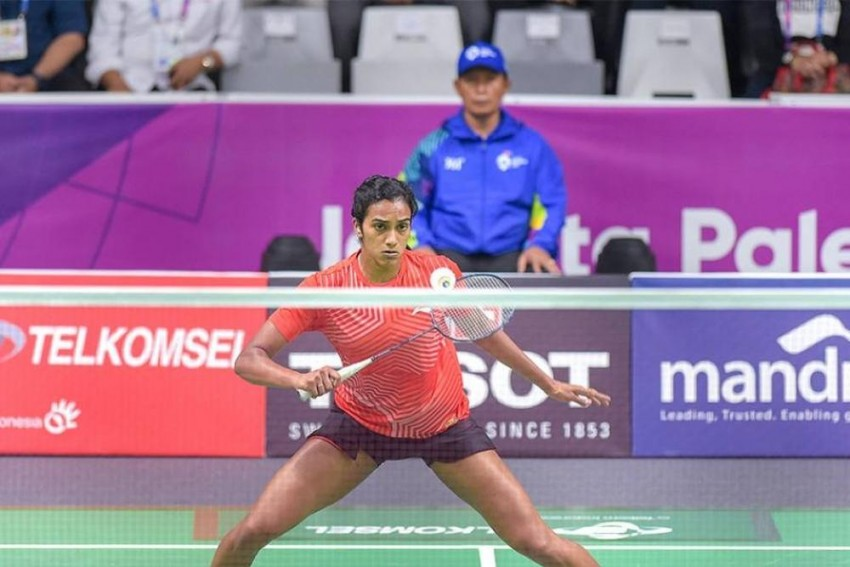 Toyota Thailand Open: PV Sindhu Eases Into Second Round