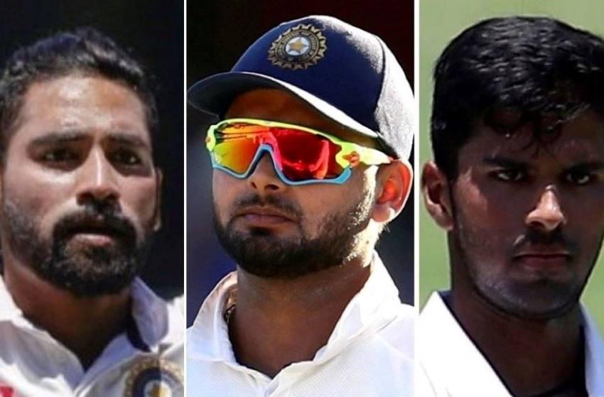 Mohammed Siraj, Rishabh Pant, Washington Sundar... Meet India's New Bravehearts