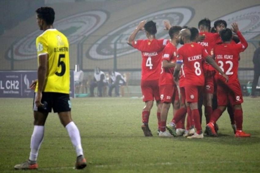 I-League: Sudeva Hold Real Kashmir, Churchill Brothers Beat Punjab FC
