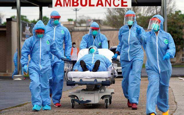 Grim Milestone: California Becomes First State To Cross 3 Million Coronavirus Cases