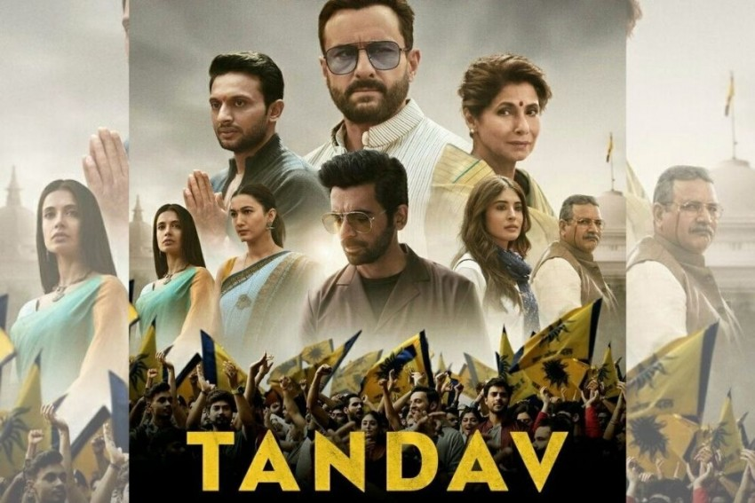 MP Govt To File Case Against Makers Of Tandav, Says Minister; 3 FIRs Filed So Far