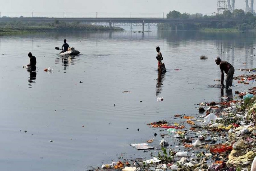 SC Asks For Status Report On Yamuna River Cleaning From NGT-Appointed Panel