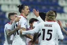 Zlatan Ibrahimovic Exceeded Expectations In Milan Win: Stefano Pioli