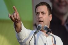 Secret Information To Journalist A 'Criminal Act': Rahul Gandhi On Arnab Goswami's Chats