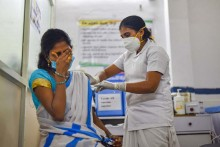 Covid-19 Vaccination Resumes In Mumbai, Pune Following Temporary Suspension