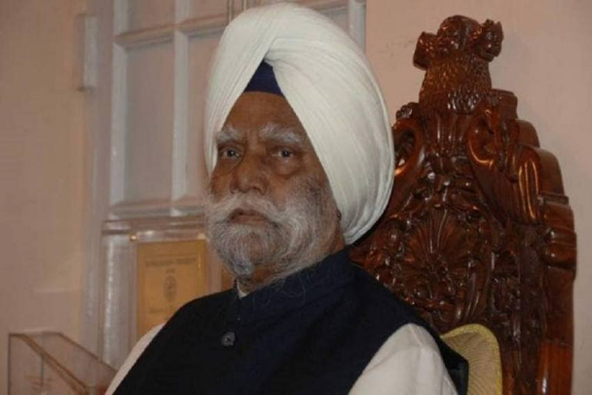 Former Home Minister Buta Singh Passes Away At 86