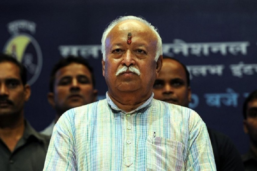 Patriotism Is Intrinsic To Hindus: RSS Chief Mohan Bhagwat