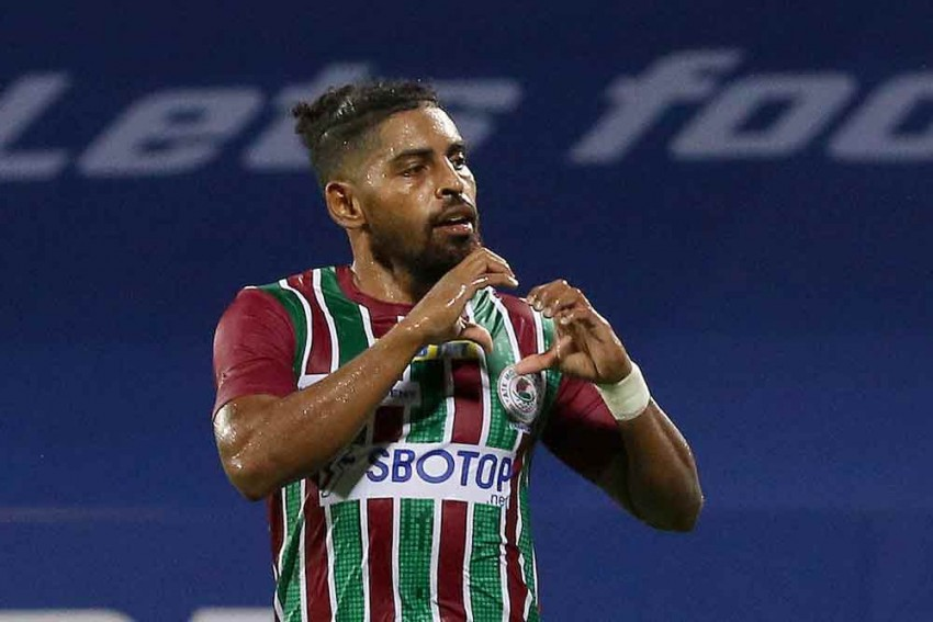 ISL 2020-21, Match 46 Preview: ATK Mohun Bagan Hope Roy Krishna Is Back Among Goals As NorthEast United Pose Fresh Challenge