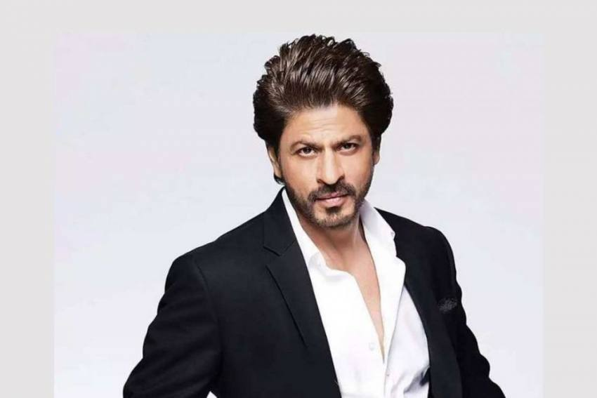 SRK Wishes Fans 'Happy New Year' On Instagram, Says 'See You All On The Big Screen In 2021'