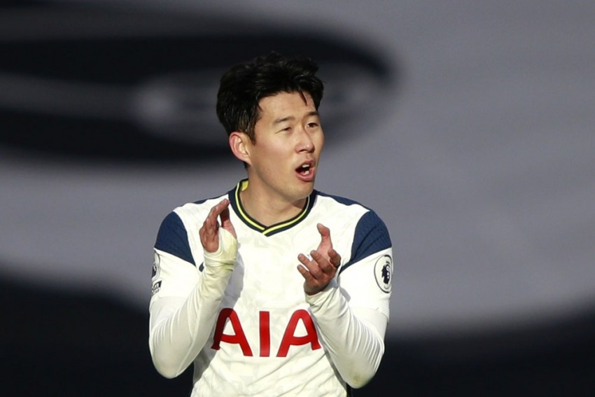 Tottenham 3-0 Leeds United: Son Heung-min Reaches Century As Spurs Close Within Four Of Premier League Top