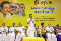 Will Quit Politics If I Fail To Prove Graft Charges Against AIADMK Minister: DMK Chief MK Stalin