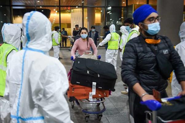 Four UK Returnees Detected With New Coronavirus Strain In Gujarat