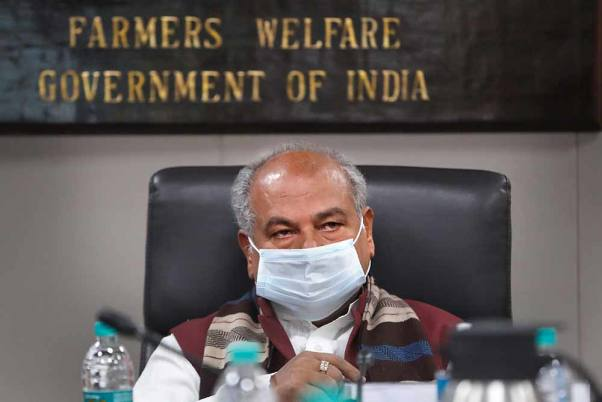 2020-21 Rabi Foodgrain Output May Surpass Previous Record: Agriculture Minister Tomar