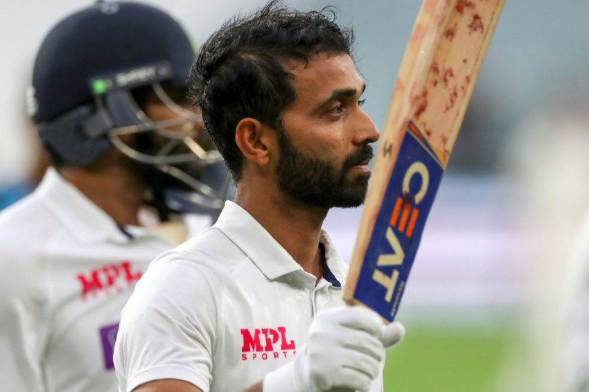 Modest Ajinkya Rahane Says, He Looked Good Because 'Everyone Contributed'
