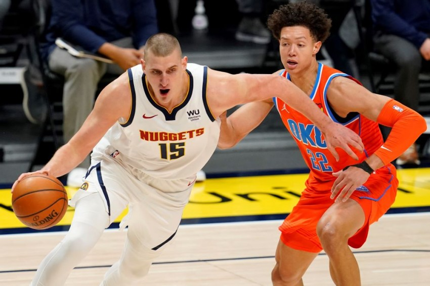 NBA: Nuggets Star Jokic With Another Double-Double, Jazz Win Sixth Straight