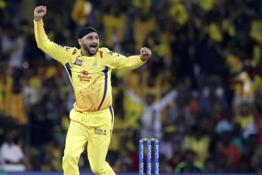 IPL 2021: Harbhajan Singh First Casualty As Chennai Super Kings Look To Rebuild
