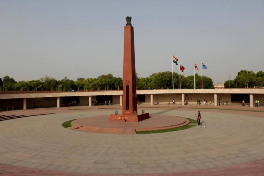 20 Galwan Valley Heroes' Names Engraved On National War Memorial