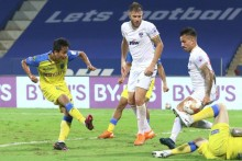 ISL 2020-21, Match 65: Rahul Snatches Dramatic Late Win For Kerala Blasters Over Bengaluru