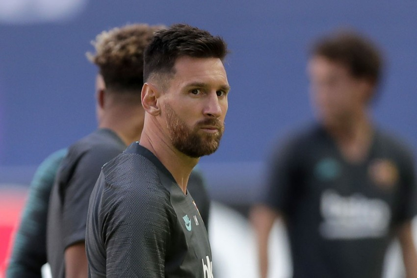 Lionel Messi's Two-Match Ban To Be Appealed By Barcelona