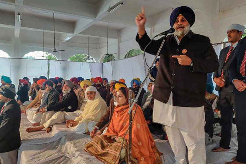 SC Panel Will Not Be Able To Resolve Farmers' Crisis: SAD Chief Sukhbir Badal