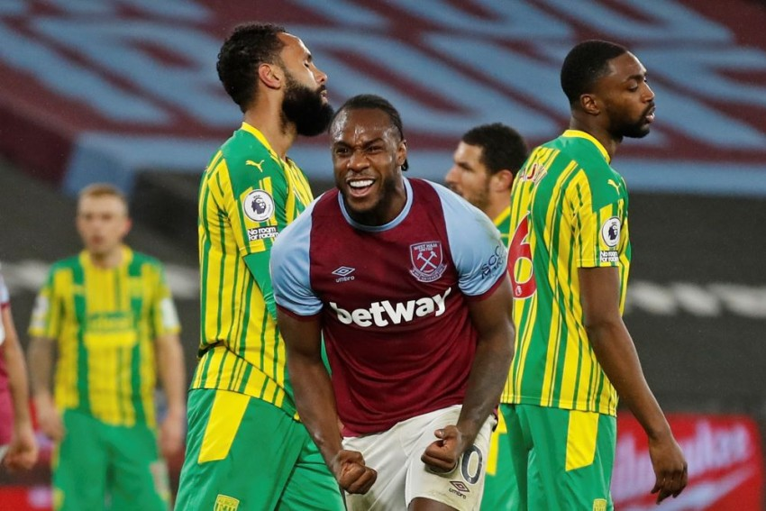 David Moyes Leads West Ham To Club's Best Halfway Points Total In Premier League