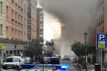 Madrid Blast Kills 2; Apparently Linked To Gas Leak: Mayor