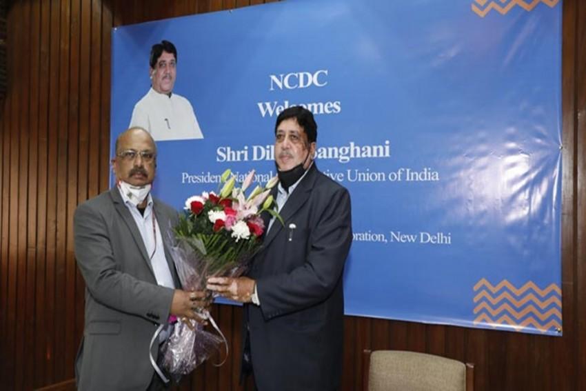 NCUI President Dileepbhai Sanghani Gives Clarion Call For Atmanirbhar Sahakarita