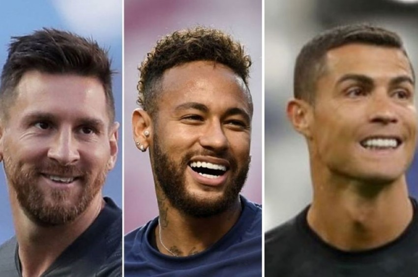 Lionel Messi, Cristiano Ronaldo, Neymar All In UEFA TOTY As Van Dijk Is Also Included
