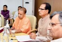 Shivraj Takes Yogi Gurukul Home