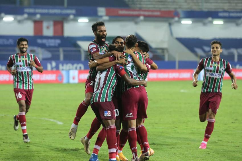 ATK Mohun Bagan Score Yet Another Last-Gasp Win In ISL
