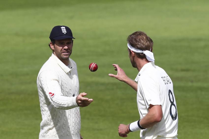 SL Vs ENG, 2nd Test: James Anderson Replaces Stuart Broad As England Eye Sri Lanka Whitewash