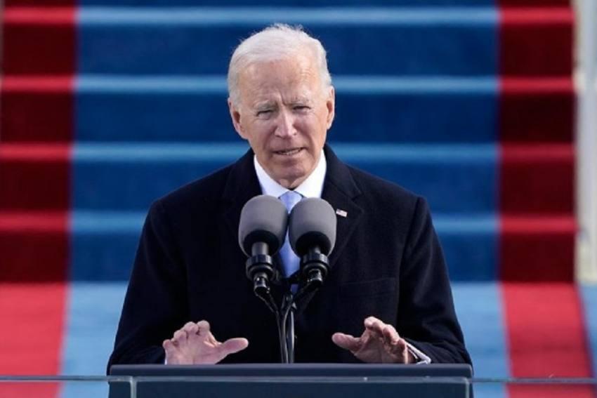 Indian-American Who Wrote Joe Biden's Inaugural Address Praised For Powerful Words