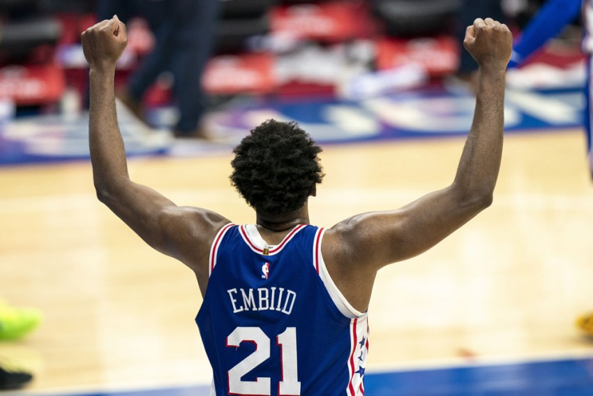 NBA Wrap: Joel Embiid Joins Exclusive Club, Luka Doncic Makes History As Kyrie Irving Returns