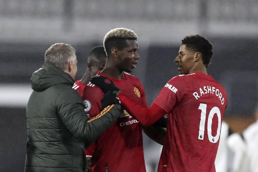 Fulham 1-2 Manchester United: Paul Pogba Puts Ole Gunnar Solskjaer's Red  Devils Back On Premier League Top