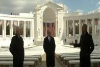 Presidents United: Obama, Clinton, Bush Record Iconic Video For Joe Biden