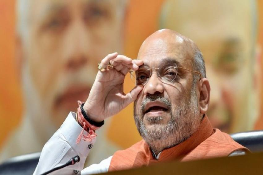 World Watching Indian V-Shaped Economic Recovery, Successful Vaccine Drive: Amit Shah