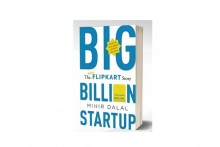 Mihir Dalal's Big Billion Startup: The Untold Flipkart Story Wins 2020 Gaja Capital Business Book Prize