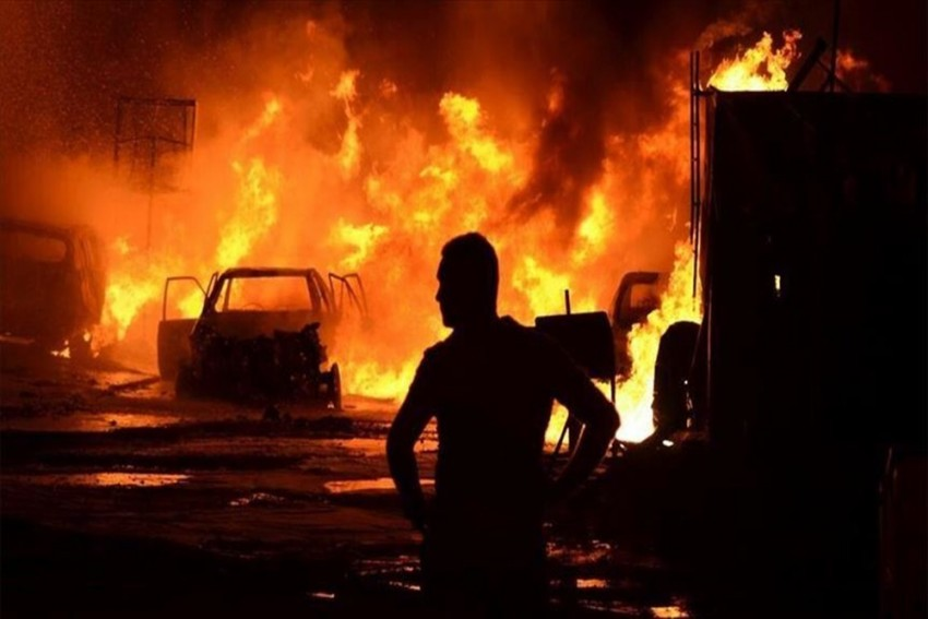 Explosions Rock Central Baghdad, At Least 6 Dead: Police