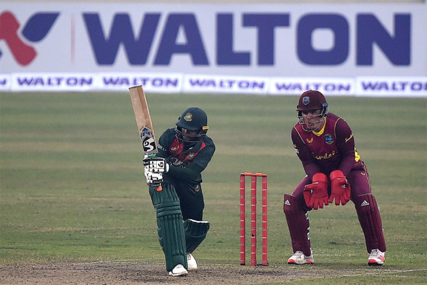 BAN Vs WI, 2nd ODI: Bangladesh Beat West Indies Again, Take Unassailable 2-0 Lead