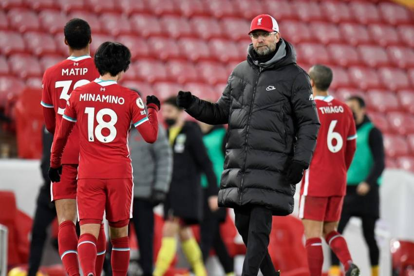 Liverpool's 68-Game Unbeaten Premier League Home Run Ended By Burnley