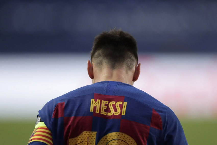 Lionel Messi Loses Appeal Against Red Card Ban, To Miss Elche Clash