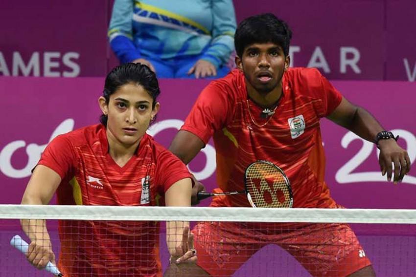 Satwiksairaj Rankireddy- Ashwini Ponappa Enter Thailand Open Mixed Doubles Semis