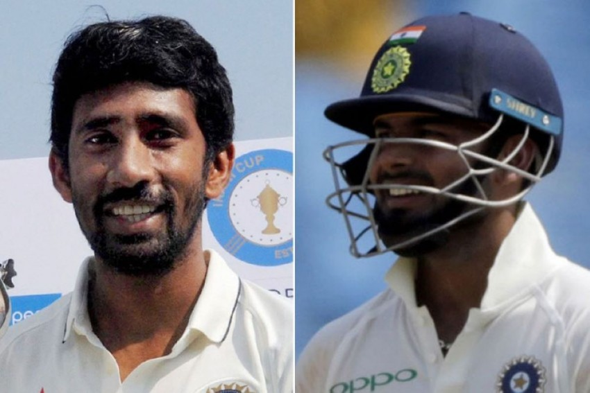 Rishabh Pant Will Improve Gradually As Wicket-Keeper, Says Wriddhiman Saha