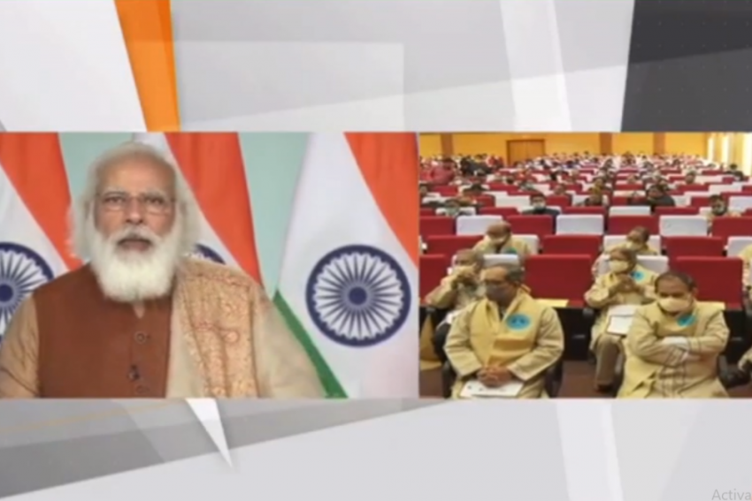 Learn From India's Historic Cricket Win: PM Modi At Tezpur University In Assam