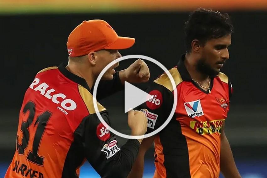 'Fortunate' Sunrisers Hyderabad Captain David Warner Has IPL Plans For Thangarasu Natarajan - VIDEOS