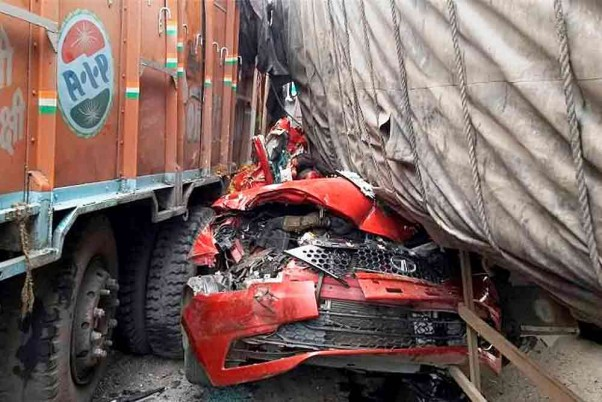 Death Toll In Telangana Road Accident Rises To Nine, CM Expresses Grief